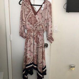 Midi dress size xs